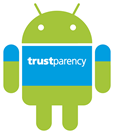 trustparency android robot